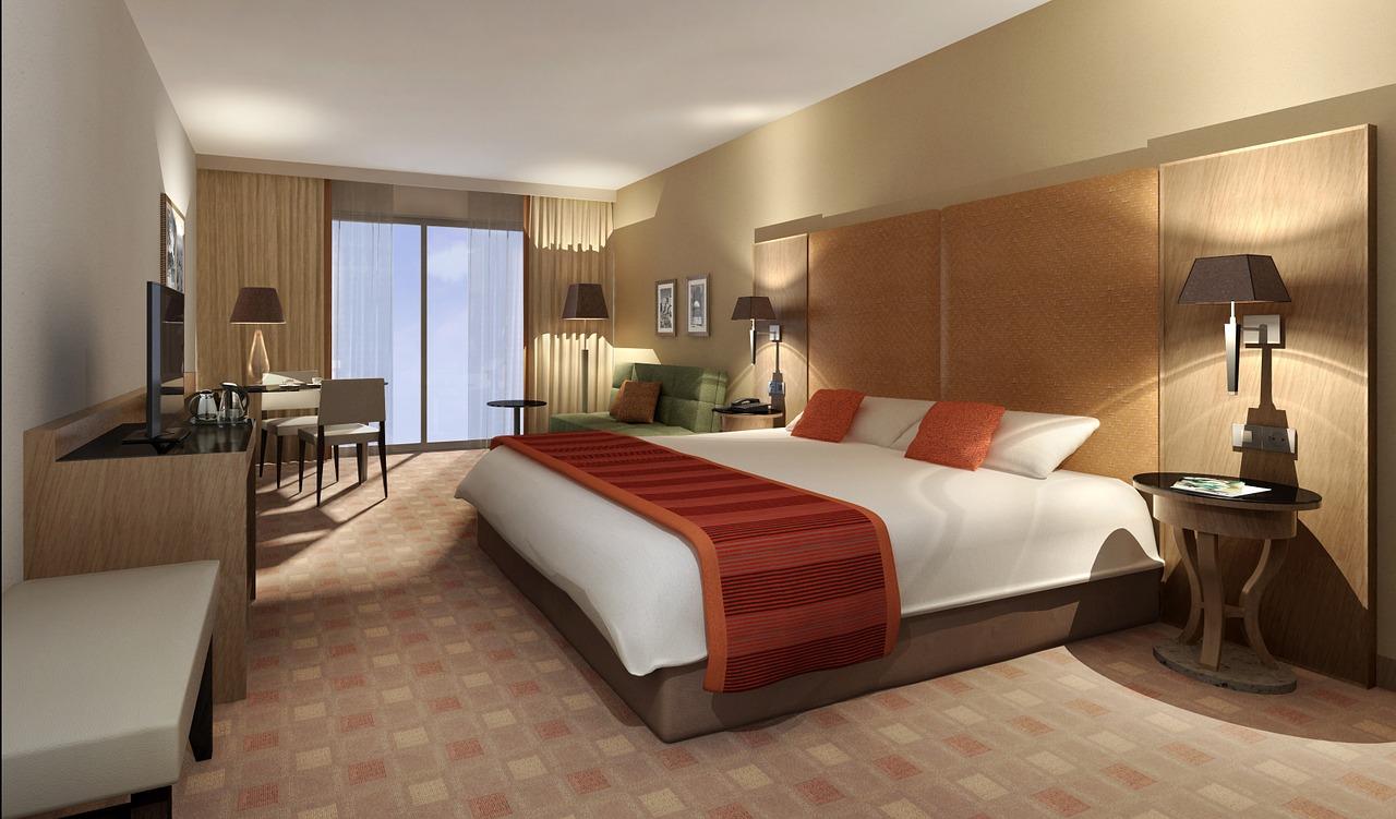 Limpeza De Quarto De Hotel
